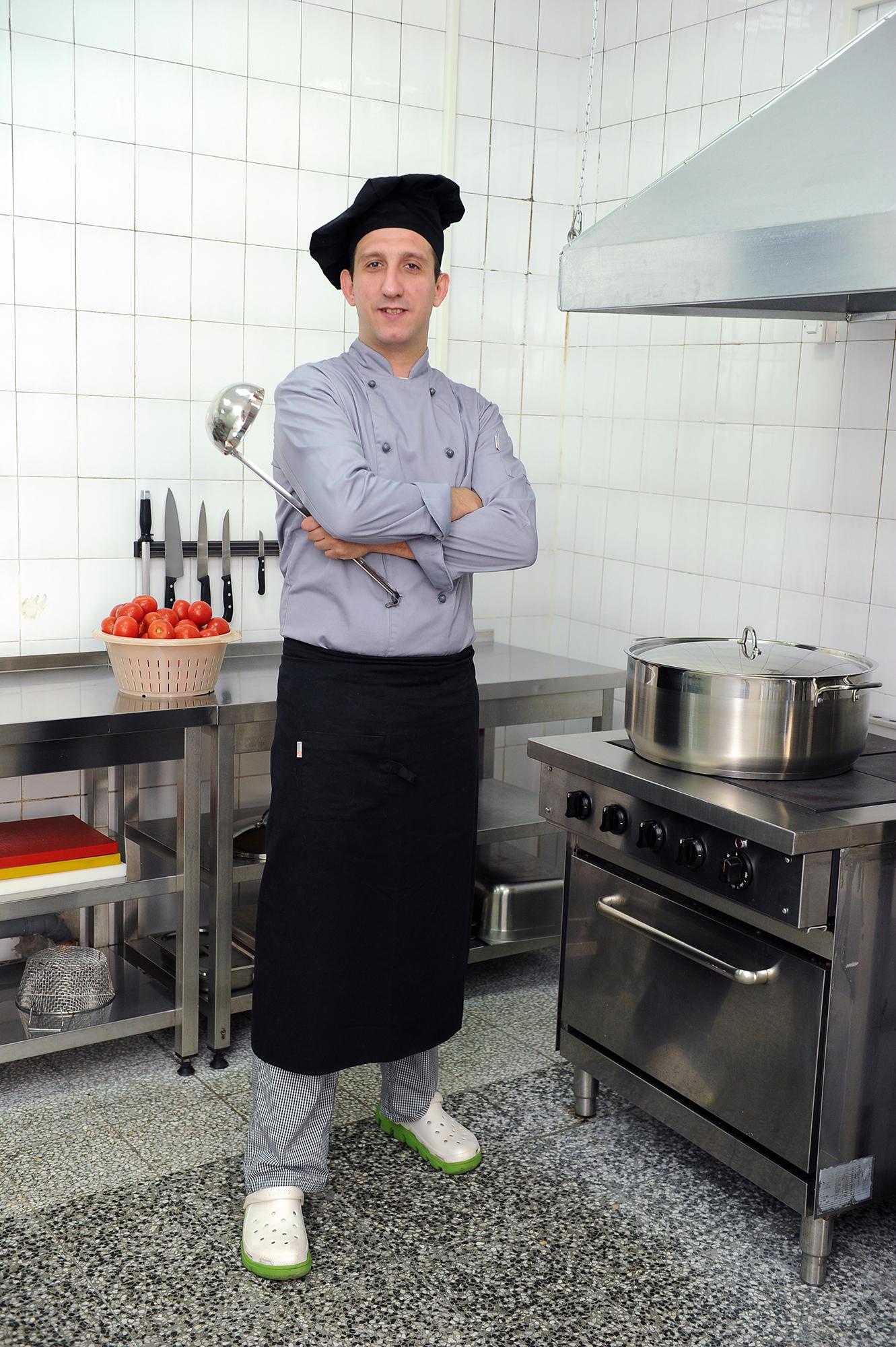 Glavni kuvar Ognjen Miljkovic